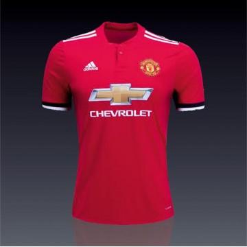 Manchester United mez 2017/18 (hazai)