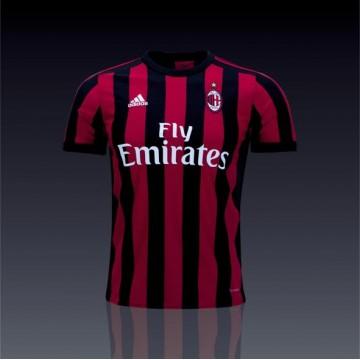 AC Milan mez 2017/18 (Hazai)