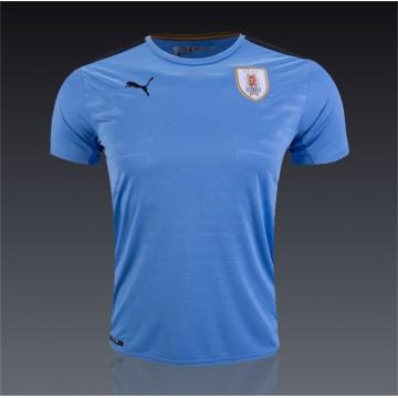Uruguay mez 2016/17 (hazai)