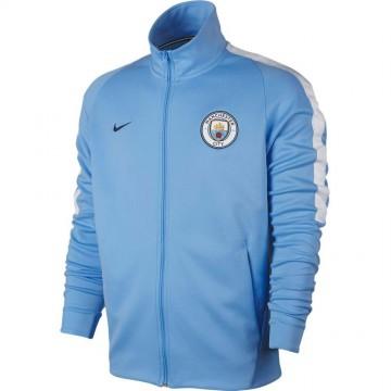 Manchester City Bevonuló Pulóver 2017/18