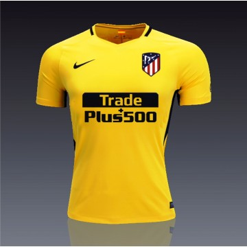 Atletico Madrid Vendég Mez 2017-18