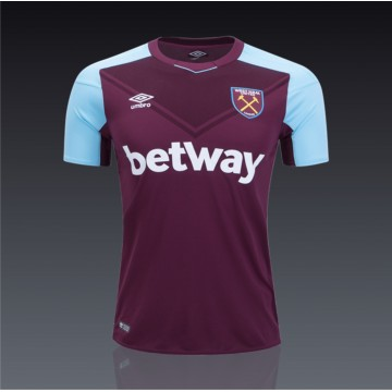 West Ham United 2017/18 Hazai mez
