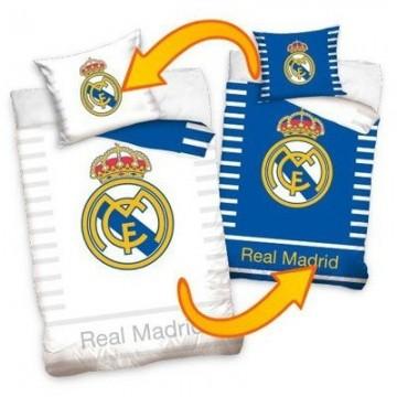 Real Madrid Ágyneműhuzat (Kifordítható)