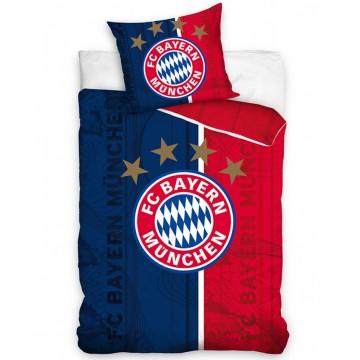 Bayern München ágyneműhuzat (piros-kék)