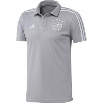 Német Válogatott  2017-18 Galléros póló (szürke)