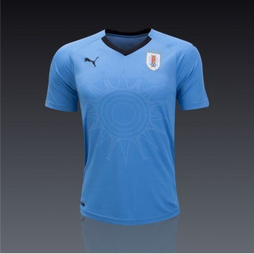 Uruguay mez 2017/18 (hazai)