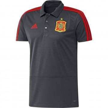 Spanyol Válogatott 2017-18 Galléros póló