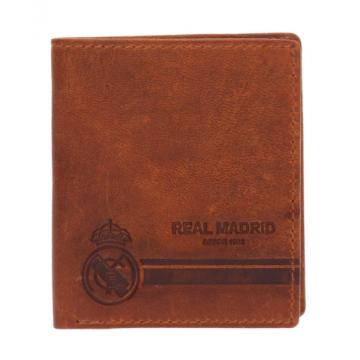Real Madrid Bőr pénztárca (álló)