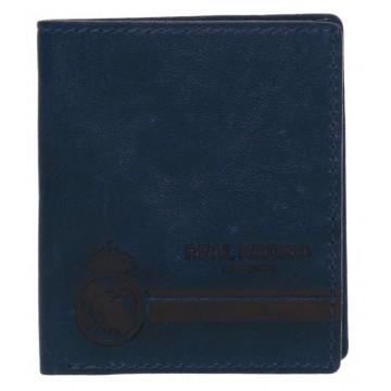 Real Madrid pénztárca (kék)