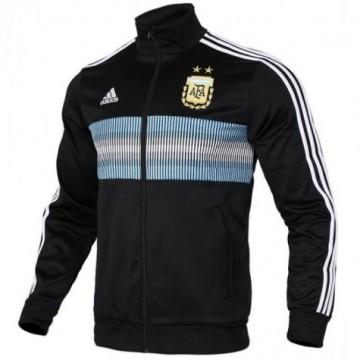 Argentin Bevonuló pulóver 2018/19 (fekete)