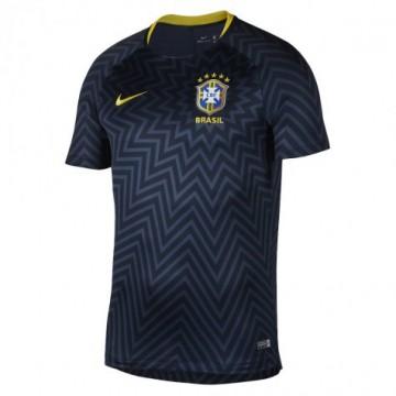 Brazília fekete Póló 2018/19