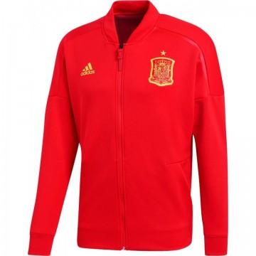 Spanyol Bevonuló pulóver 2018/19 (piros)