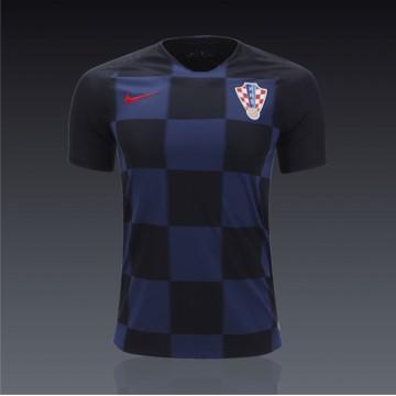Horvátország mez 2018/19 (vendég)