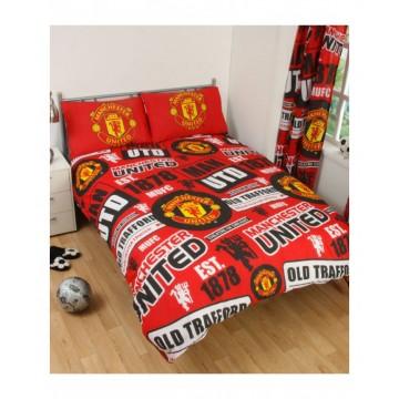 Manchester United Dupla Ágynemű