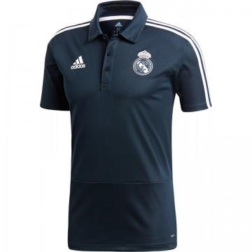 Real Madrid Poló 2018/19 (fekete)