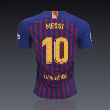Barcelona Messi gyerek mez 2018/19 (Hazai)