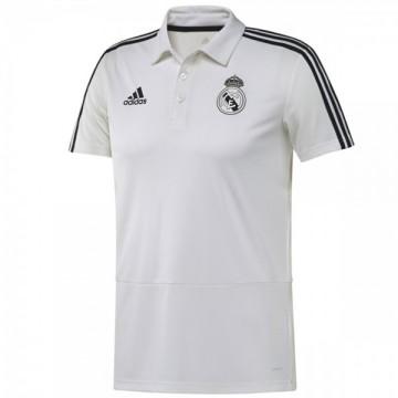 Real Madrid Póló 2018/19 (fehér)