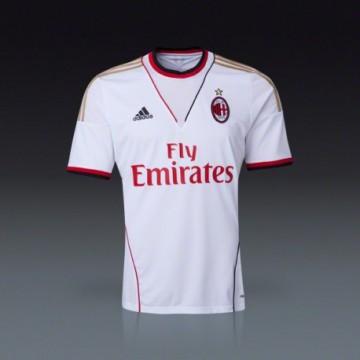 AC Milan 2013/14 Vendég mez