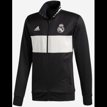 Real Madrid pulóver 2017-18 (Kék-Fehér)