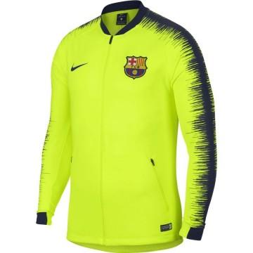 Barcelona Bevonuló pulóver 2018/19 (sárga)
