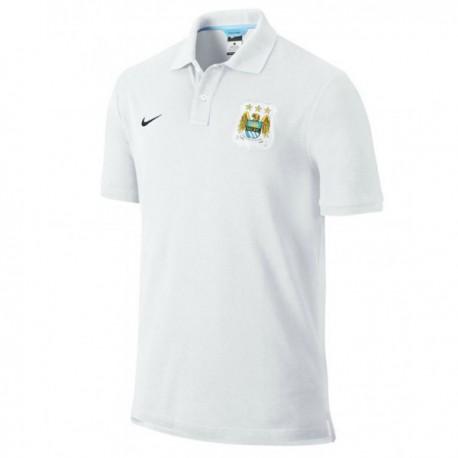 Manchester City 2013/14 Póló (gála-fehér)