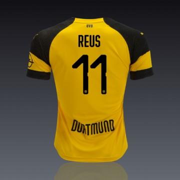 Borussia Dortmund mez 2018/19 (Hazai)