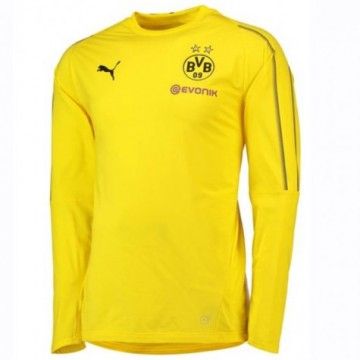 Borussia Dortmund Edző pulóver 2018/19 (Fekete)