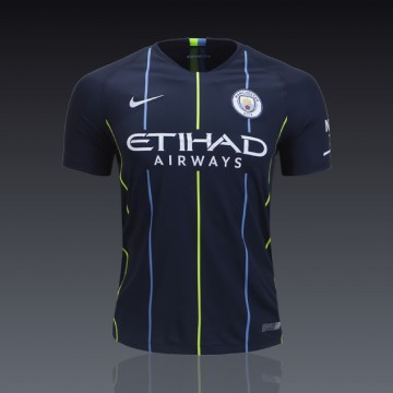 Manchester City mez 2018/19 (vendég)