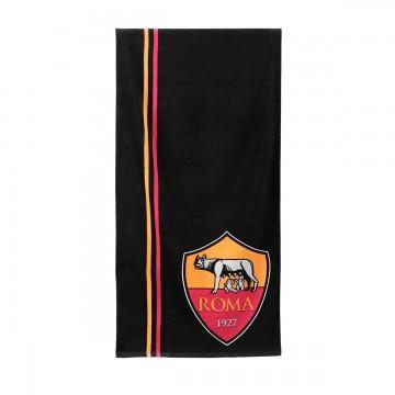 AS Roma Törölköző (fekete)