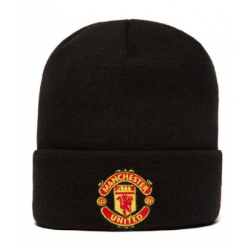 Manchester United Kötött Sapka (New Era)