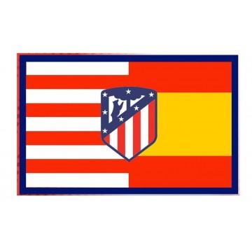 Atletico Madrid Zászló