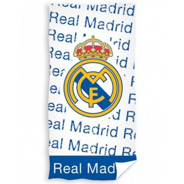 Real Madrid Törölköző (fehér)