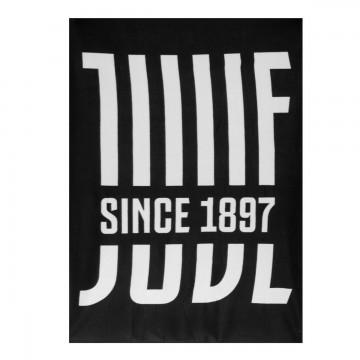 Juventus Polár takaró (Fekete)