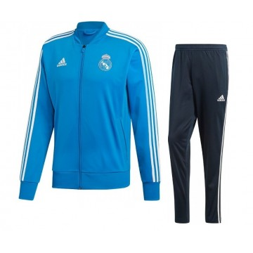Real Madrid Szabadidőruha 2018/19 (kék)
