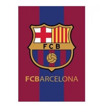 Barcelona takaró (mintás)