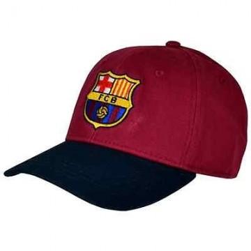 Barcelona Baseball Sapka (Bordó-kék)