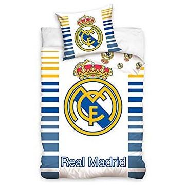 Real Madrid Ágynemű (kék-fehér)