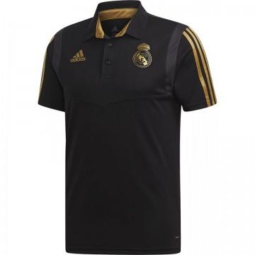 Real Madrid Póló 2019/20 (fekete)