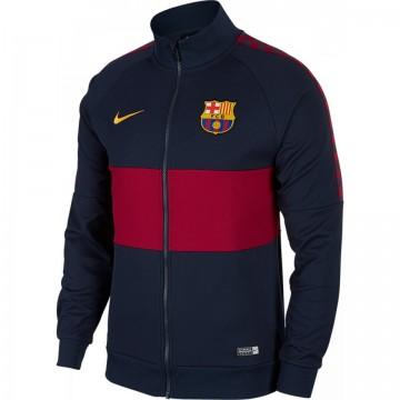 Barcelona Bevonuló pulóver 2019/20 (kék)