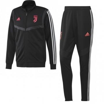 Juventus Szabadidőruha 2019/20 (fekete)