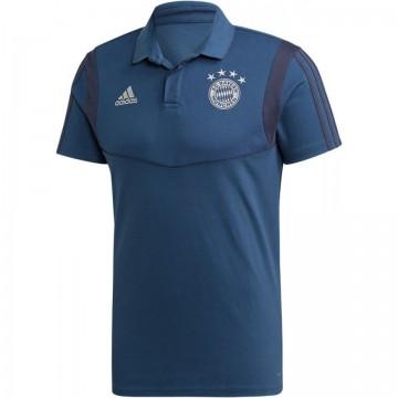 Bayern München Galléros póló 2019/20 (kék)