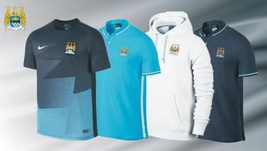 Manchester City Ruházat