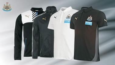 Newcastle United Ruházat
