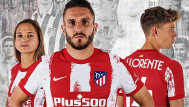 Atletico Madrid Mez