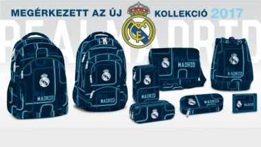 Real Madrid Tanszerek