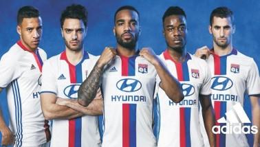 Olympique Lyon Mez
