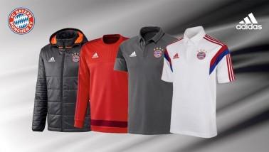 Bayern München Ruházat