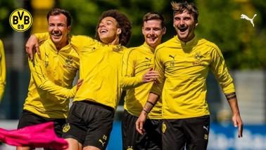 Borussia Dortmund Ruházat