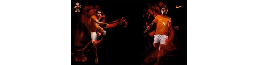 Holland válogatott mez