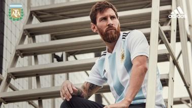 Argentin válogatott Mez